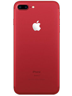 Apple iPhone 7 Plus 128Go Rouge
