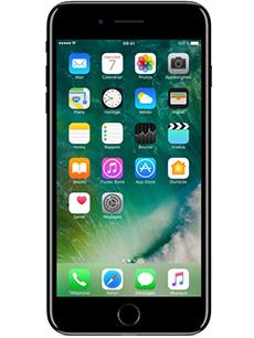 Apple iPhone 7 Plus Noir de jais