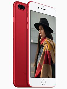 Apple iPhone 7 Plus Rouge