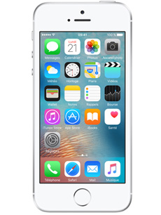 Apple iPhone SE 128 Go Reconditionné Argent