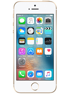 Apple iPhone SE 128Go Or