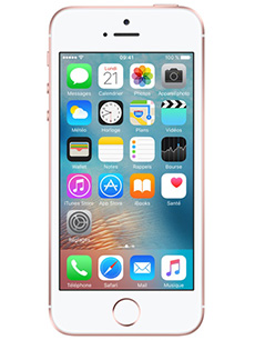 Apple iPhone SE 32Go Or Rose