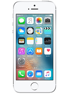 Apple iPhone SE 64Go Argent