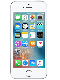 Apple iPhone SE Argent