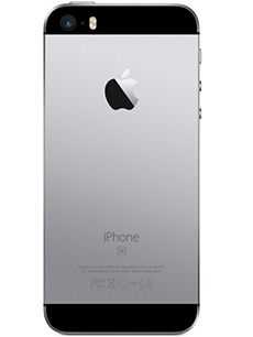 Apple iPhone SE Gris Sidéral