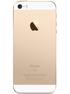 Apple iPhone SE Reconditionné Or