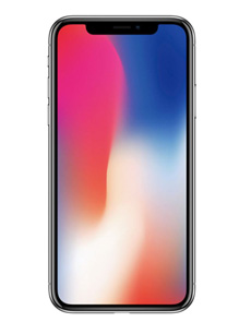Apple Iphone X Go Argent
