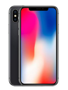 Apple iPhone X Gris Sidéral