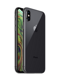 Apple iPhone Xs Gris Sidéral