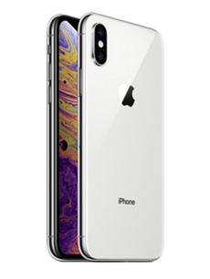 Apple iPhone Xs Argent