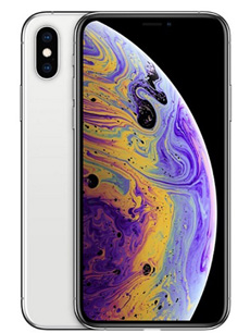 Apple iPhone Xs Argent