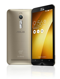 Asus Zenfone 2 ZE551ML 32Go Or