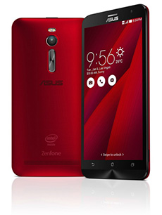 Asus Zenfone 2 ZE551ML 32Go Rouge