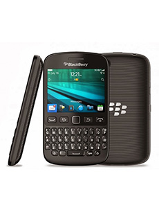 BlackBerry 9720 Noir