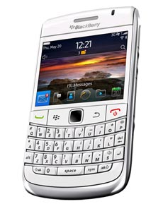 BlackBerry 9780 Blanc