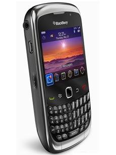 BlackBerry Curve 3G 9300 Noir