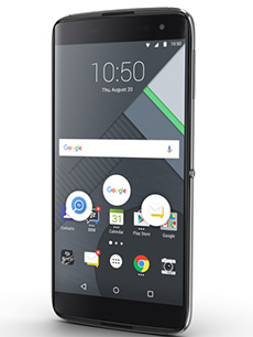 BlackBerry DTEK60 Noir