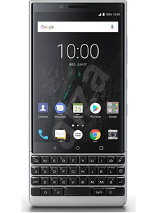 BlackBerry Key 2 Argent