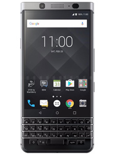 BlackBerry KEYone Argent