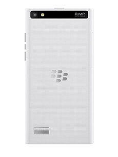 BlackBerry Leap Blanc