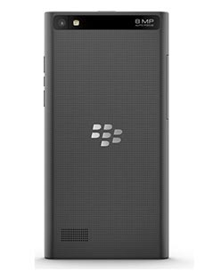 BlackBerry Leap Noir