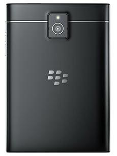 BlackBerry Passport Noir
