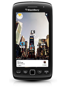 BlackBerry Torch 9860 Noir Occasion