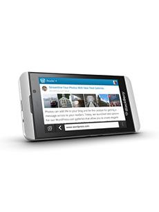 BlackBerry Z10 Blanc