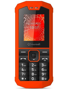 Crosscall Pro Spider-X1 Orange