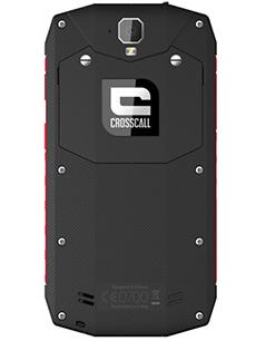 Crosscall Trekker-M1 Anthracite et Rouge