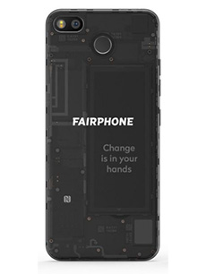 Fairphone 3 Noir
