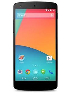 Google Nexus 5 Noir