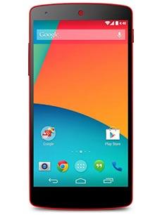 Google Nexus 5 Rouge