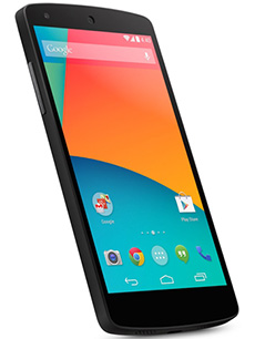 Google Nexus 5 Reconditionné Noir