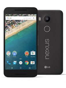 Google Nexus 5X Carbone