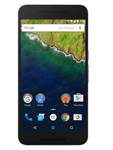 Google Nexus 6P 128Go Graphite