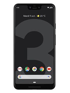Google Pixel 3 Noir