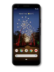 Google Pixel 3a Noir