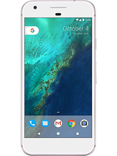 Google Pixel Argent