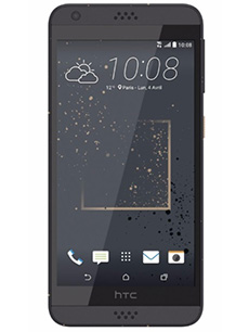HTC Desire 530 Remix Anthracite Or