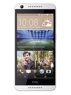 HTC Desire 626G Dual Sim Blanc
