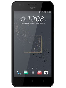 HTC Desire 825 Anthracite et Or Remix