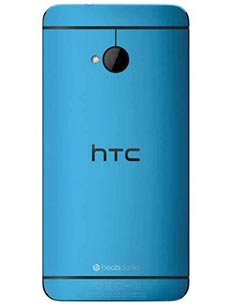 HTC One Bleu