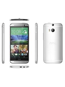 HTC One M8 Argent