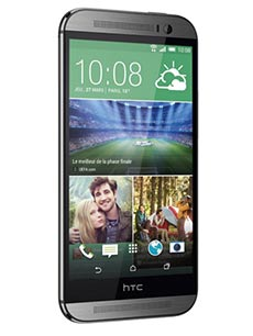 HTC One M8 Noir