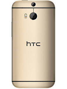 HTC One M8 Reconditionné Or