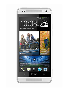 HTC One Mini Argent