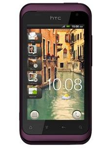 HTC Rhyme Violet
