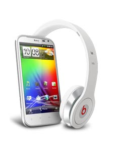 HTC Sensation XL avec Beats Audio Blanc