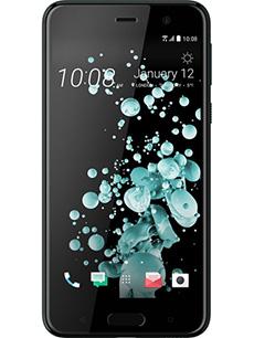 HTC U Play Noir